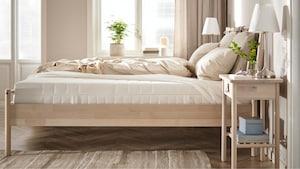 Latex & foam mattresses
