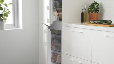 Jääkaapit ja pakastimet METOD-keittiöön