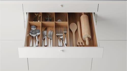 Wyposażenie wewnętrzne do szafek kuchennych