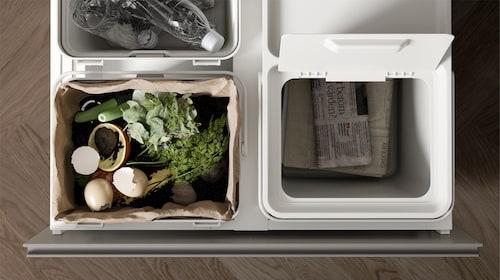 حاويات خزانة مطبخ