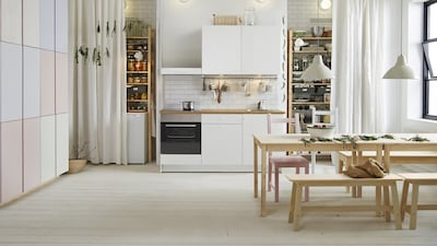 KNOXHULT unit kitchen
