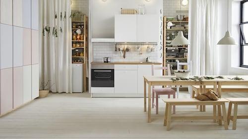 「KNOXHULT/クノックスフルト ユニットキッチン」