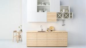 METOD kitchen cabinets