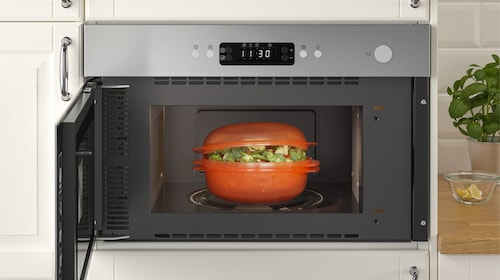 Microwave ovens & Microwave combi ovens
