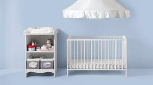 Meubels babykamer