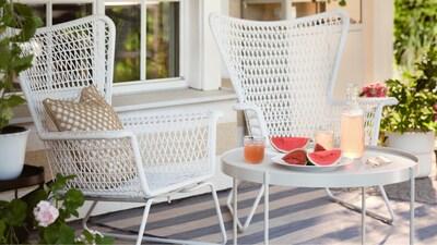 Садові стільці