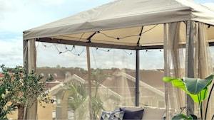 مظلات خارجية (الجازيبو)