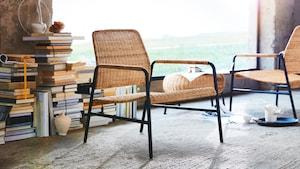 Fotelji iz ratana