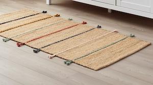 Дорожки и маленькие коврики
