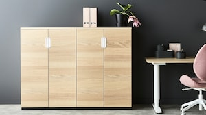 Storage units & cabinets