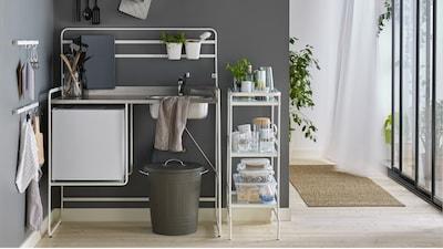 SUNNERSTA complete modular kitchens