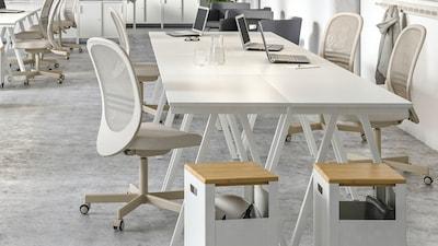 ท็อปโต๊ะและโครงขา