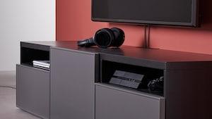 电视和多媒体家具