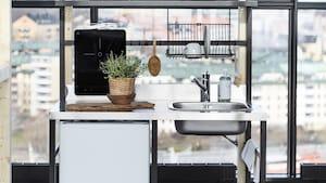 Modular kitchen cabinets & mini-kitchens