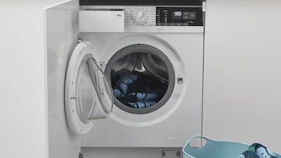 Pyykinpesukoneet METOD-keittiöön