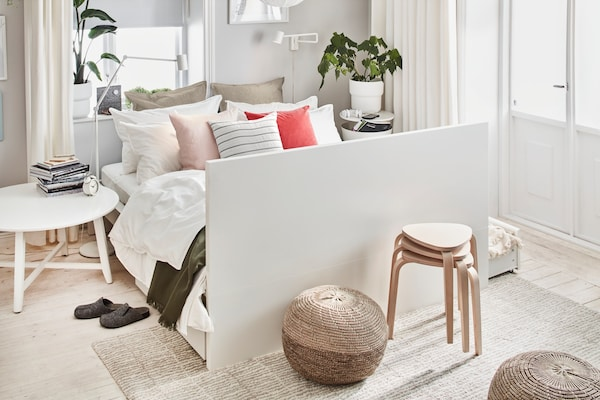 Small space living: a compact family apartment