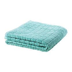 ÅFJÄRDEN, kupaonski ručnik, 100x150 cm, zeleno-plava