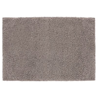 ALMTJÄRN Kupaonski tepih, bež, 60x90 cm