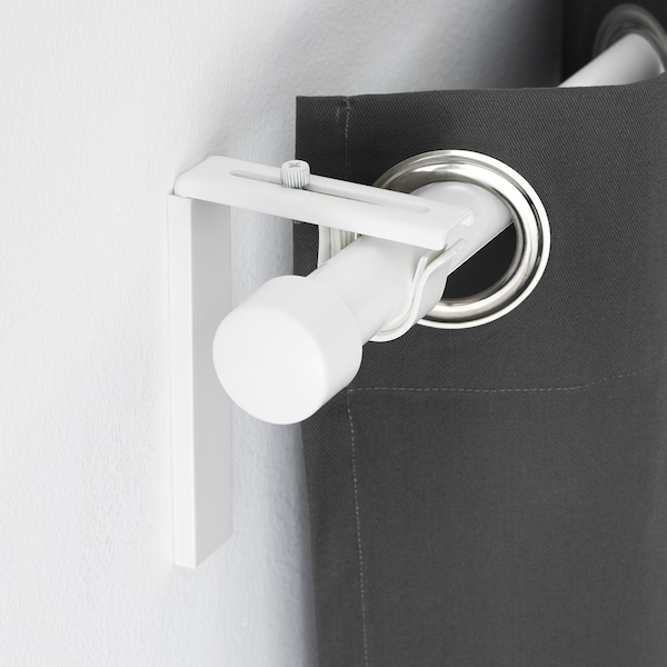 BETYDLIG Zidni/stropni nosač, bijela