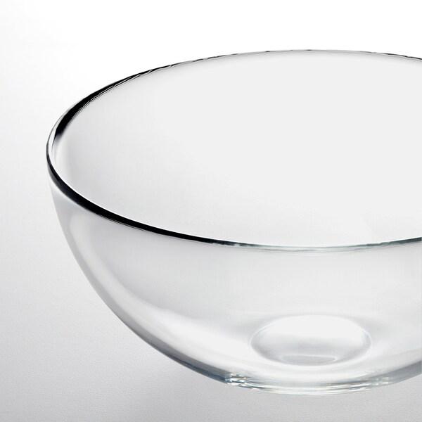 BLANDA Zdjela za posluživanje, prozirno staklo, 20 cm