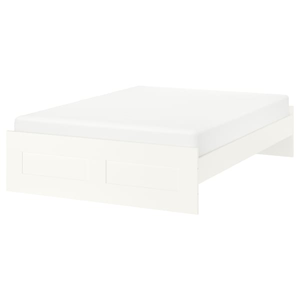 BRIMNES Okvir kreveta, bijela, 140x200 cm