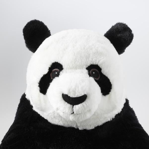DJUNGELSKOG Plišana igračka, panda