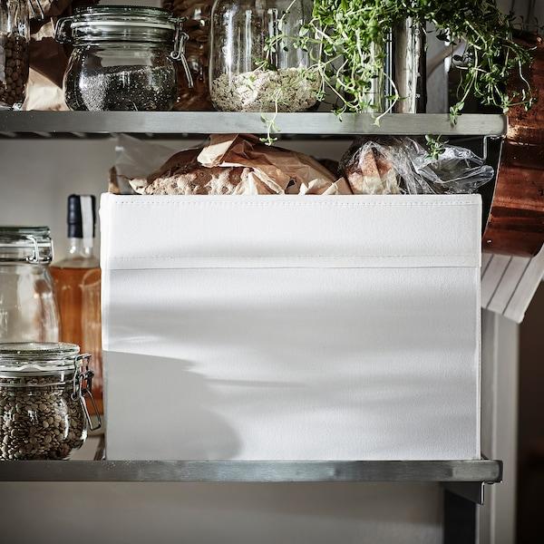 DRÖNA Kutija, bijela, 25x35x25 cm