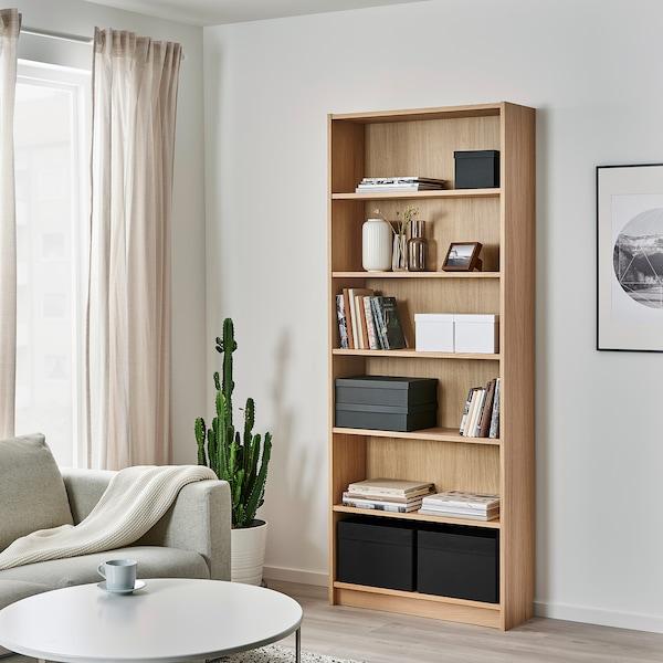 DRÖNA Kutija, crna, 25x35x25 cm