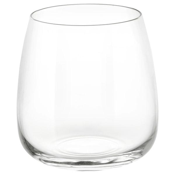 DYRGRIP Čaša, prozirno staklo, 36 cl