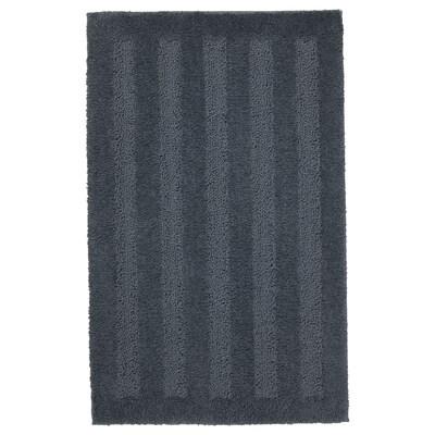 EMTEN Kupaonski tepih, tamnosiva, 50x80 cm