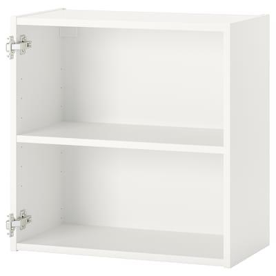 ENHET Zidni element+1 polica, bijela, 60x30x60 cm