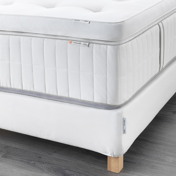 ESPEVÄR Divan, Hokkåsen tvrdi/Tustna bijela, 180x200 cm