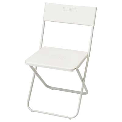 FEJAN Stolica, vanjska, sklopivo bijela