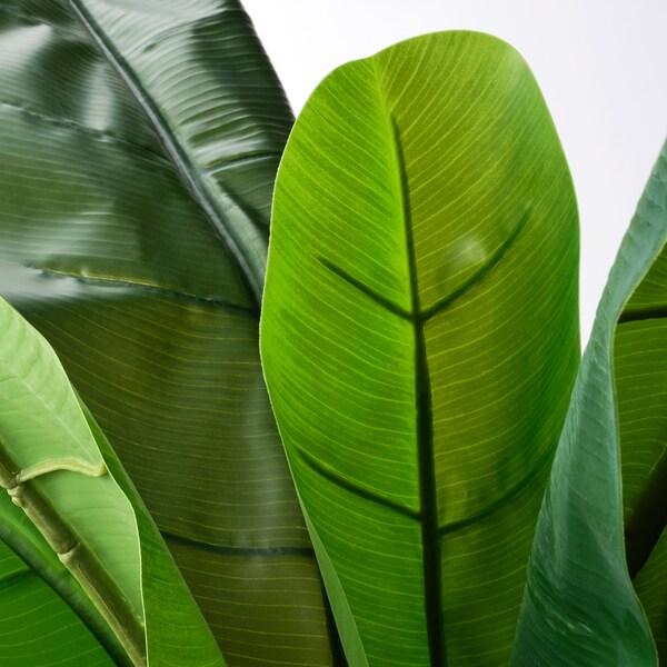 FEJKA umjetna lončanica u zatvorenom/na otvorenom stablo banane 21 cm 214 cm