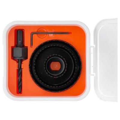 FIXA 5-dijelni set za bušenje rupa