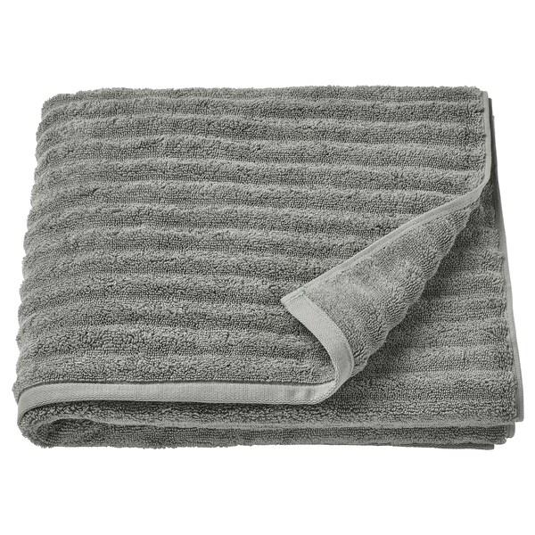 FLODALEN ručnik siva 140 cm 70 cm 0.98 m² 700 g/m²
