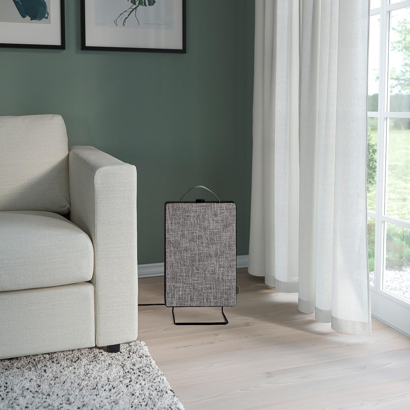 FÖRNUFTIG Pročišćivač zraka, crna, 31x45 cm