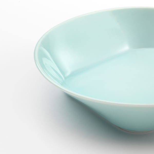 FORMIDABEL Duboki tanjur, svijetloplava, 20 cm