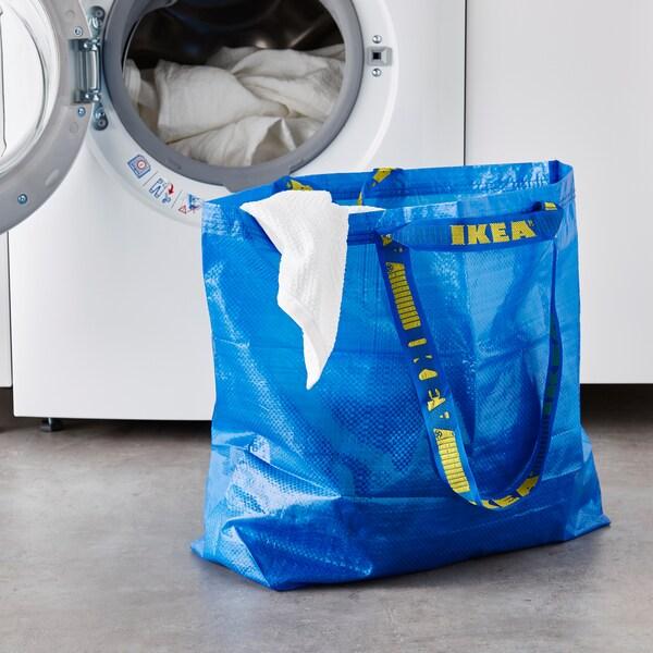 FRAKTA vreća, srednja plava 45 cm 18 cm 45 cm 25 kg 36 l