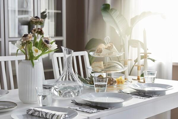FRAMTRÄDA Čaša, prozirno staklo, 28 cl