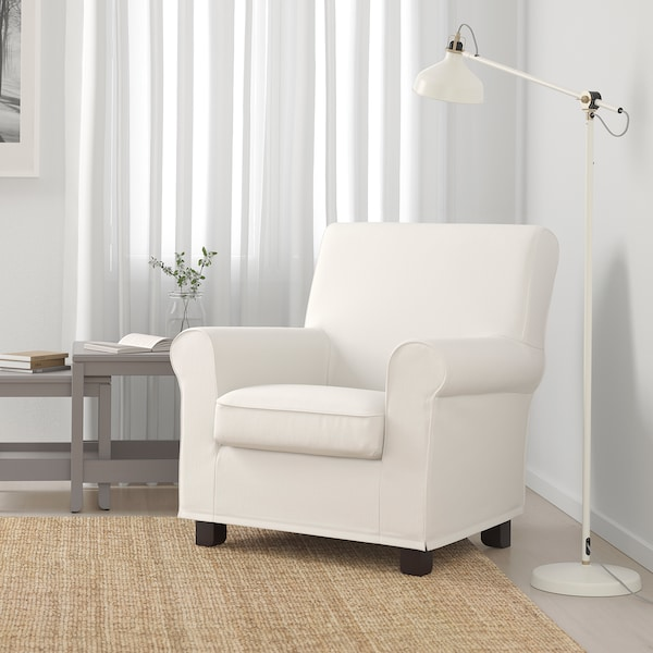 GRÖNLID Fotelja, Inseros bijela