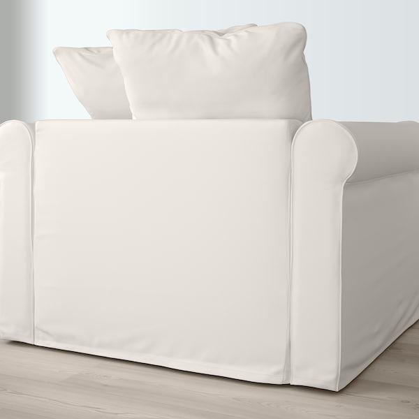 GRÖNLID Počivaljka, Inseros bijela
