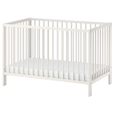 GULLIVER Namještaj za bebu, 3 kom, bijela