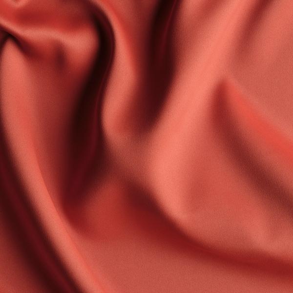 HILLEBORG Zavjese za zamračivanje sobe, 1 par, smeđe-crvena, 145x300 cm