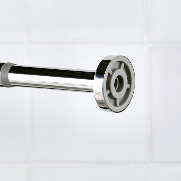 HORNEN Šipka za zavjesu za tuš, 70-120 cm