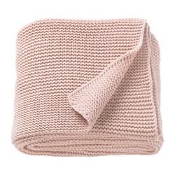 INGABRITTA  lagana deka, 130x170 cm, blijedoroza