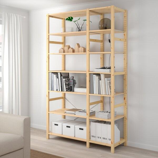 IKEA IVAR 2 dijela/police