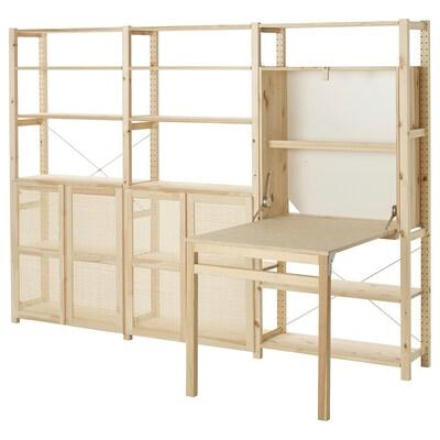 IVAR 3dijela/odlaganje i sklopivi stol