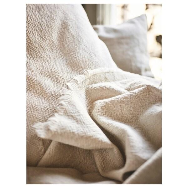 JOFRID lagana deka prirodna boja 200 cm 150 cm