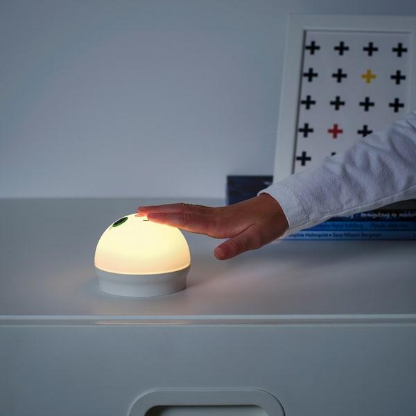 KORNSNÖ LED noćno svjetlo bijela/zec na baterije 5 lm 8 cm 6 cm 0.10 W
